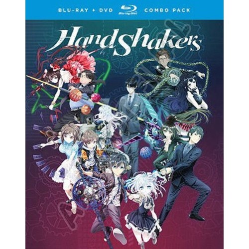 Hand Shakers:Complete Series (Blu-ray)