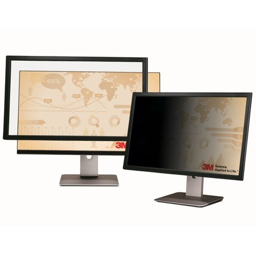 3M Framed Privacy Filter For Widescreen Monitor, 20