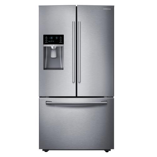 Samsung 23.0 Cu. Ft. French Door Refrigerator - Stainless Steel