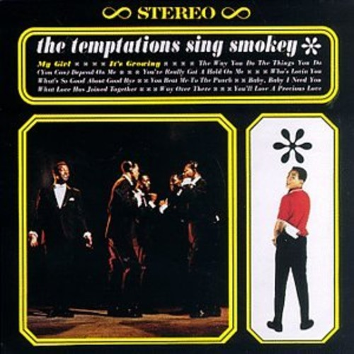 Temptations Sing Smokey (Remastered) Original recording reissued, Original recording remastered