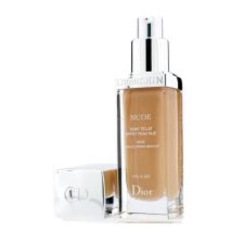 Christian Dior Diorskin Nude Skin Glowing Makeup SPF 15 - # 040 Honey Beige