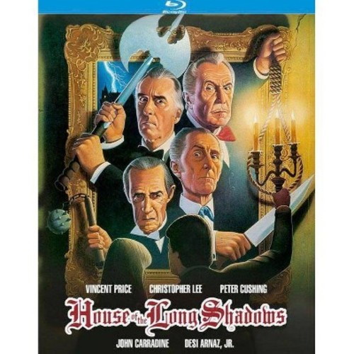 House of the Long Shadows [Blu-ray] [1982]