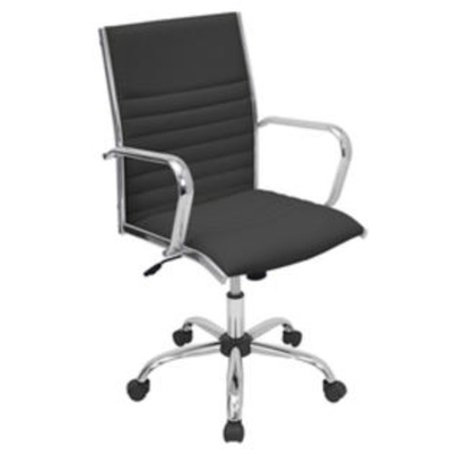 Lumisource Master Office Chairack OFC-AC-MSTR-BK