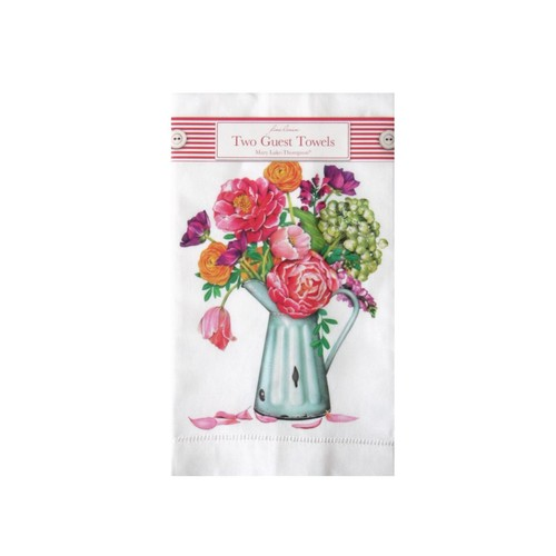 Country Flowers Towels