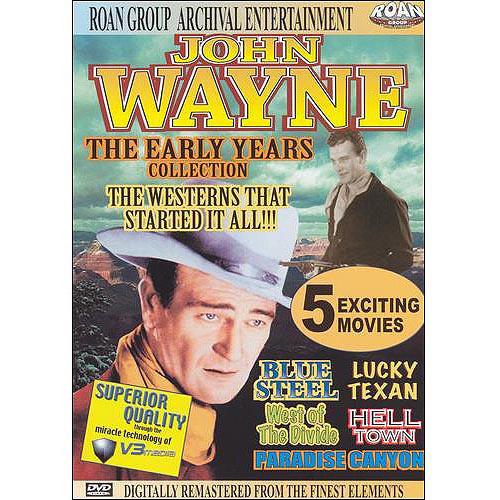 John Wayne: The Early Years Collection