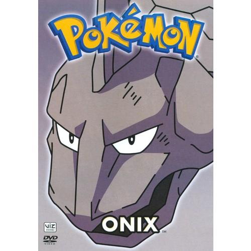 Pokemon All Stars, Vol. 20: Onix [DVD]