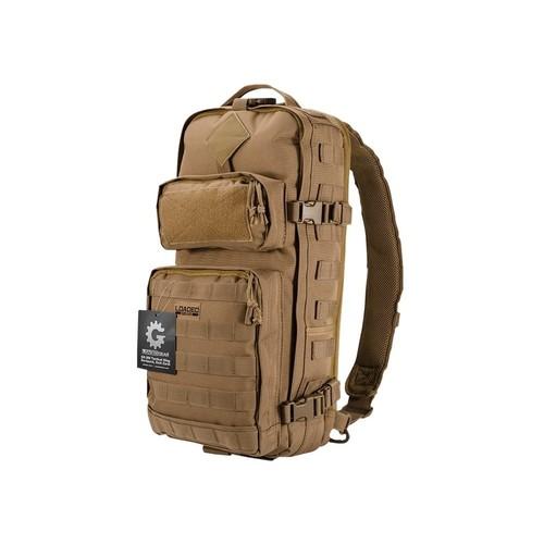 Barska - Loaded Gear GX-300 Tactical Sling Backpack - Flat dark earth