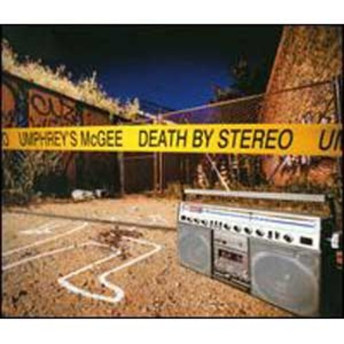 Death by Stereo (Audio CD)