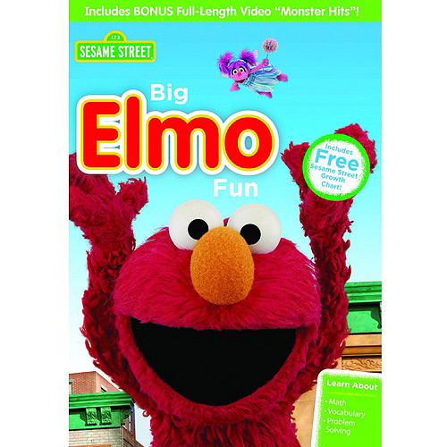 Sesame Street: Big Elmo Fun!