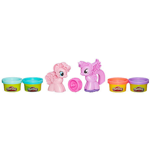 Play-Doh My Little Pony Cutie Mark Creators Kit