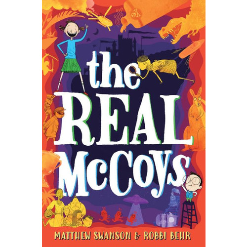 The Real McCoys (Real McCoys Series #1)