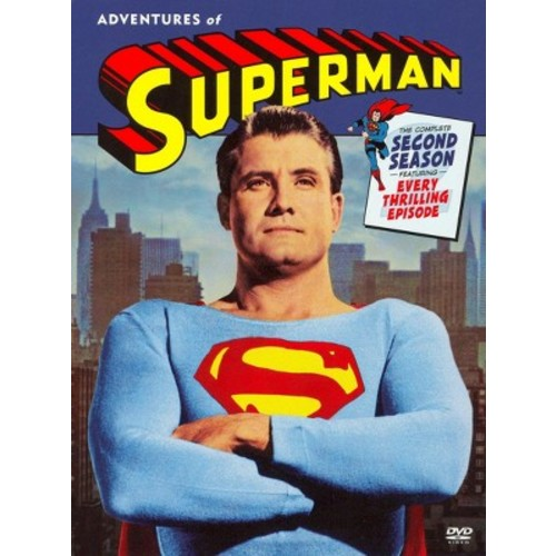 The Adventures of Superman: The Complete Second Season [5 Discs]