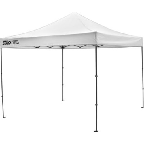 Quik Shade Solo Steel 100 Compact 10-ft. x 10-ft. Canopy