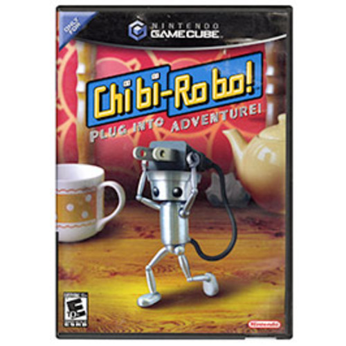 Nintendo of America Chibi-Robo [Pre-Owned]