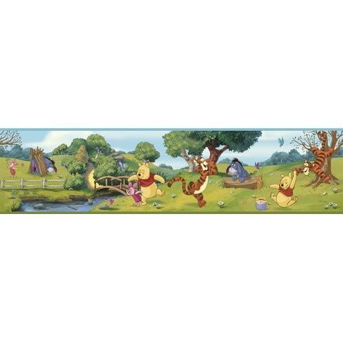 Walt Disney Kids II Swinging Pooh 9