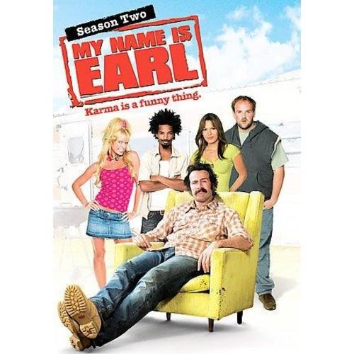 Twentieth Century Fox Television My Name Is Earl: Season 2 (DVD)