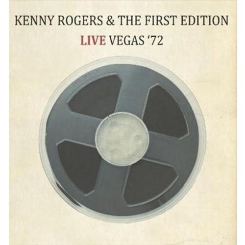 Live Vegas '72 [LP] - VINYL
