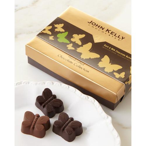 John Kelly Chocolates Butterfly Chocolates