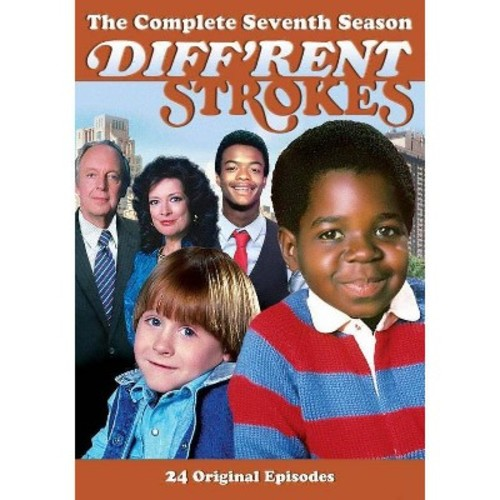 Diff'rent Strokes:Complete Seventh Se (DVD)