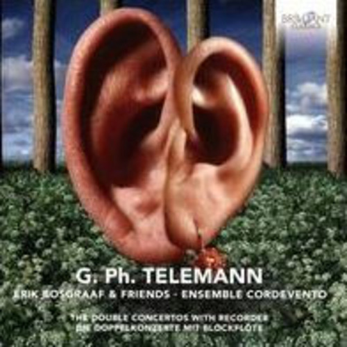 Telemann: The Double Concertos with Recorder