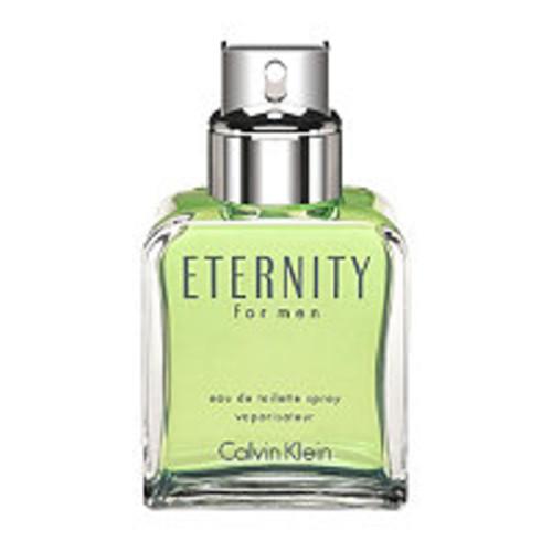 Eternity Cologne for Men 3.4 oz Eau De Toilette Spray