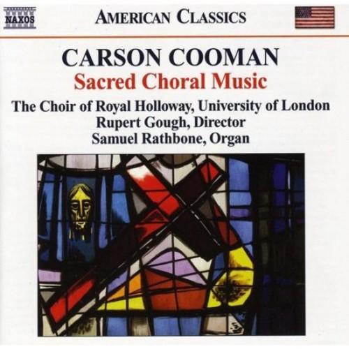 Carson Cooman: Sacred Choral Music [CD]