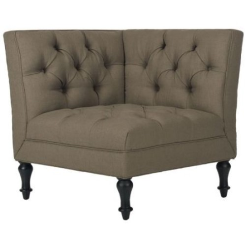 Safavieh Jack Antique Goldecorner Chair