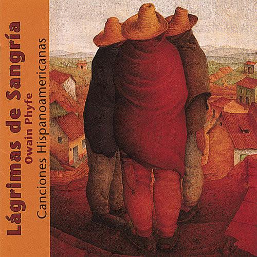 Lagrimas de Sangria [CD]