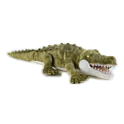 National Geographic Lelly Plush - Crocodile