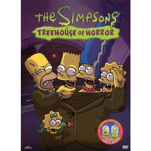 Simpsons-Treehouse of Horror
