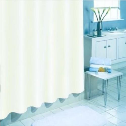 Wilton Shower Liner; Ivory