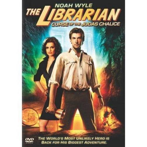 Librarian 3:Curse of the judas chalic (DVD)
