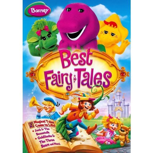 Barney: Best Fairy Tales [DVD]