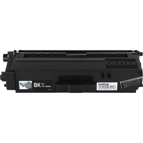 Brother - TN336BK High-Yield Toner Cartridge - Black