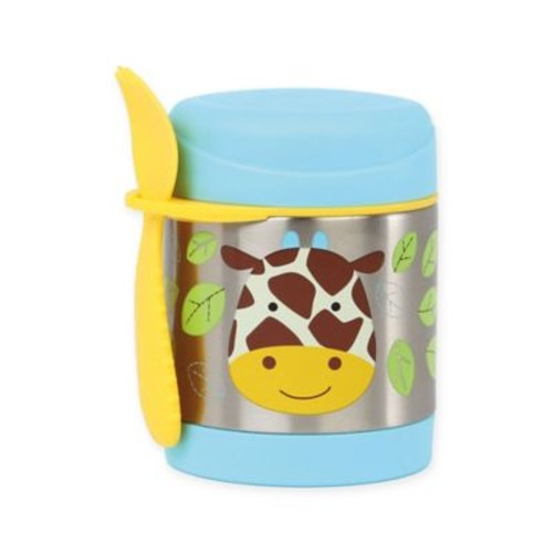 SKIP*HOP Zoo 11 oz. Insulated Food Jar in Giraffe