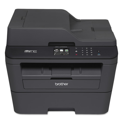 Brother BRTMFCL2720DW MFC-L2720DW Compact Wireless Laser All-in-One, Copy/Fax/Print/Scan