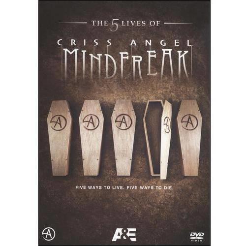 The 5 Lives of Criss Angel: Mindfreak [DVD]