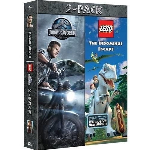 Jurassic World/Lego: Jurassic World
