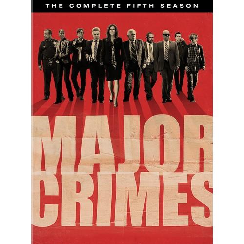 Major Crimes: The Complete Fifth Season [5 Discs] [DVD]