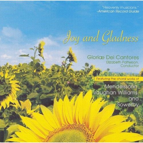Joy and Gladness [CD]