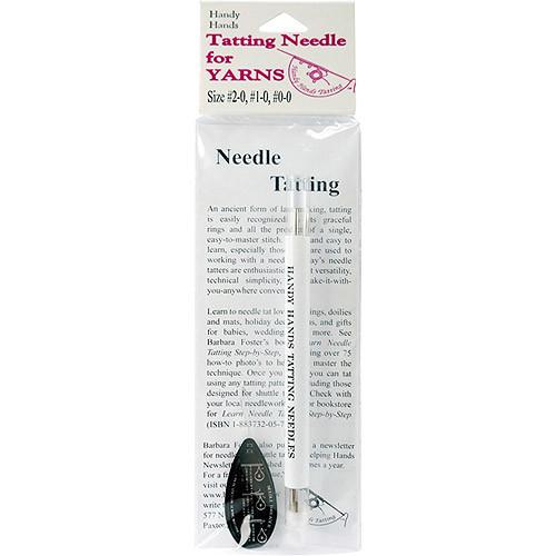 Handy Hands Tatting Needle For Yarn-Set Of 3