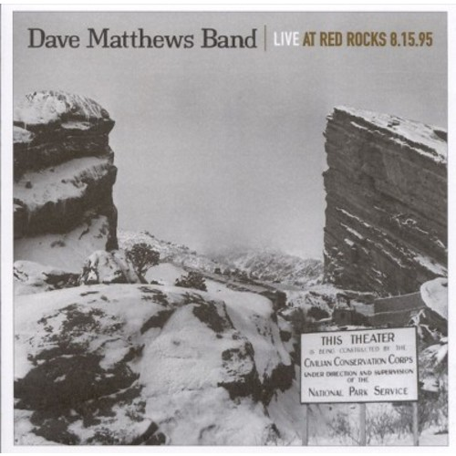 Dave band matthews - Live at red rocks (CD)