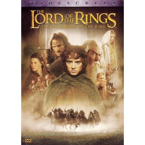 The Lord of the Rings: The Fellowship of the Ring (WS) (2 Discs) (dvd_video)