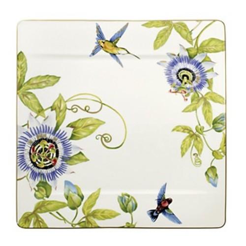 Amazonia Square Buffet Plate