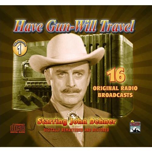 Have Gun, Will Travel, Vol. 1 [CD]