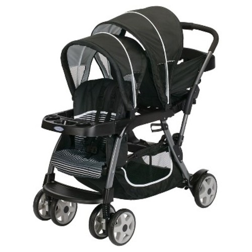 Graco Ready2Grow Click Connect Double Stroller