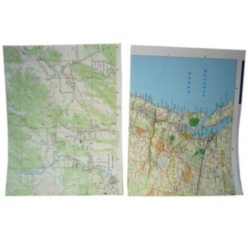 JAM Paper Map Paper - 8.5