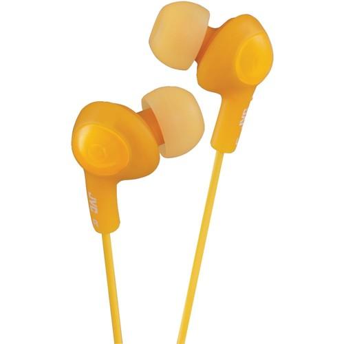 JVC HAFR6D Gumy Plus Headphones (Orange)