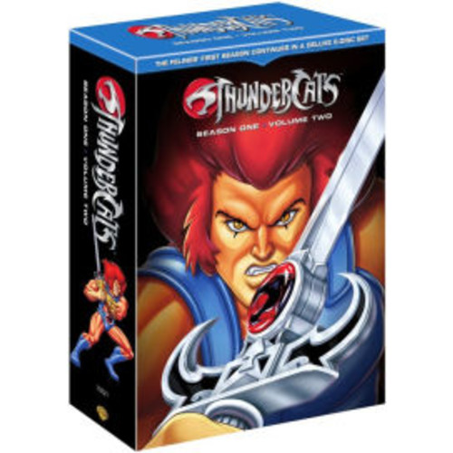 Thundercats: Season One, Vol. 2