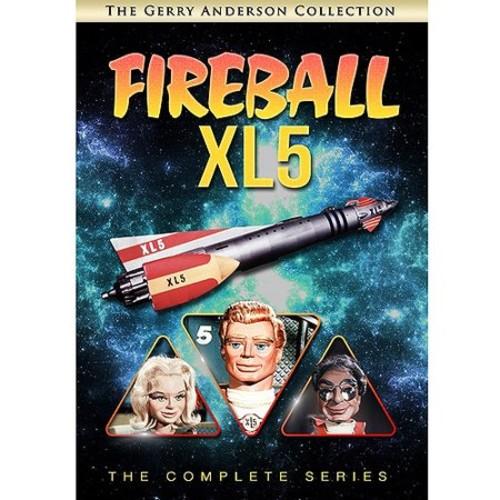 Fireball XL5: The Complete Series (DVD)